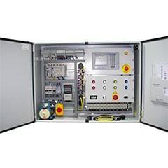 Шкафы управления вентиляционными и климатическими установками