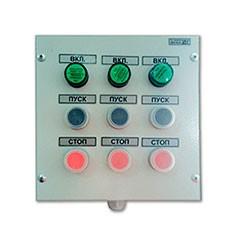 Посты управления кнопочные(ПКУ15)