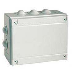 Ответвительные коробки с кабельными вводами, IP55, 100х100х50мм