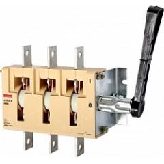 Выключатель-разъединитель e.VR32.R400 разрывной 400А (31В31250)