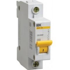 Автоматический выключатель ВА47-29 1P 16A 4.5кА хар. C, ІЕК (шт)