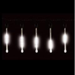 Новогодняя гирлянда Метеоритный дождь 100 см, белый