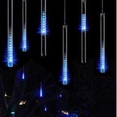 Новогодняя гирлянда Метеоритный дождь 100 см, синий