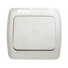Выключатель одноклавишный, 10А/250В