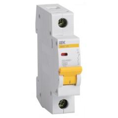 Автоматический выключатель ВА47-29 1P 10A 4.5кА хар. B, ІЕК (шт)